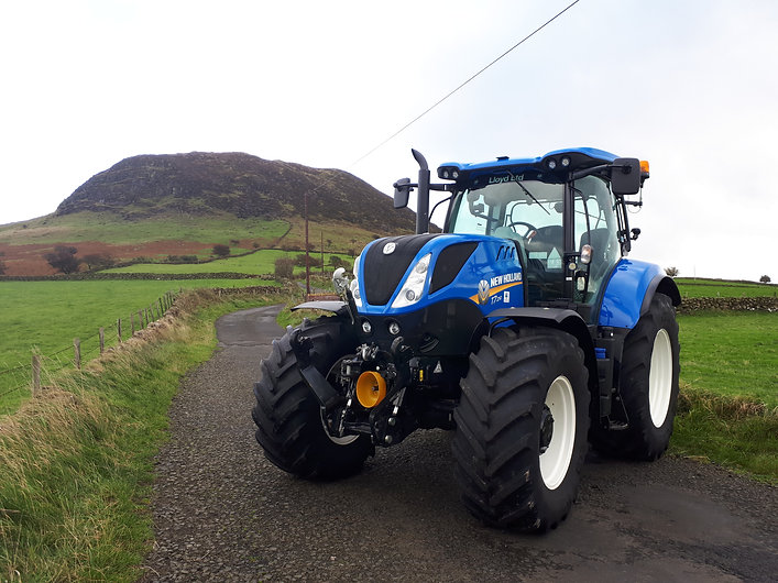 Slemish Tractors