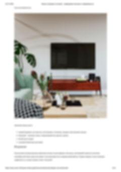 Фьюжн интерьер гостинной - совмещение кл