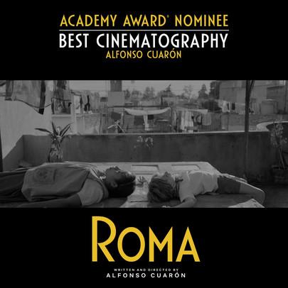 Roma FYC Cinematography