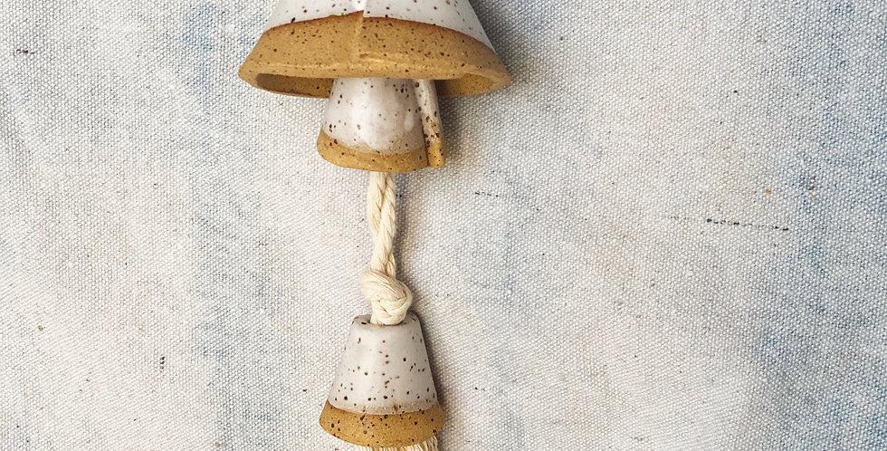 ceramic cone bell
