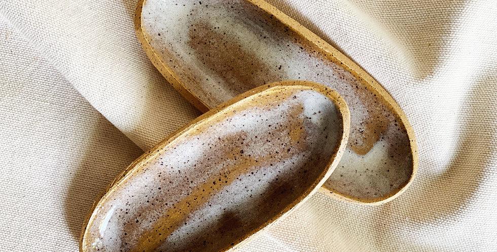 tiny platter in buckwheat