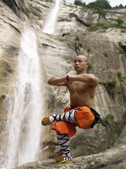 Waterfall shaolin