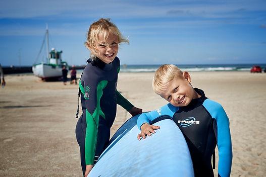 North Shore Surf Løkken Booking