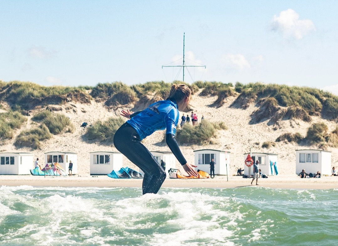 Privat surf & SUP kursus hele året