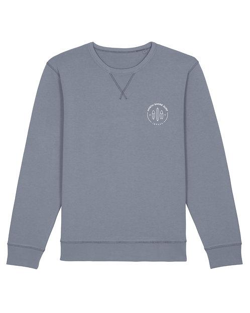 Crewneck sweater - vintage gray