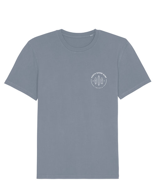 T-shirt vintage gray