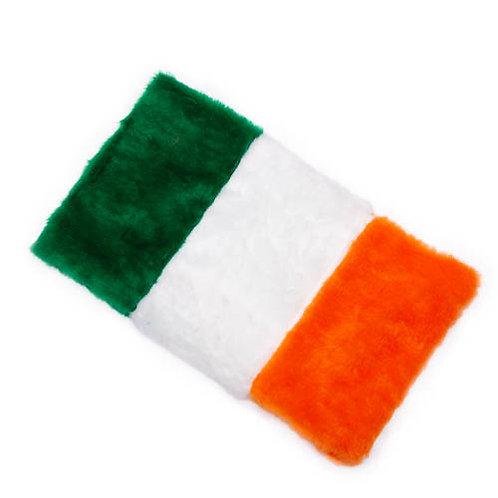 Irish Flag Plush Dog Toy