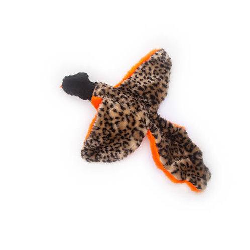 Pheasant Plush Dog Toy