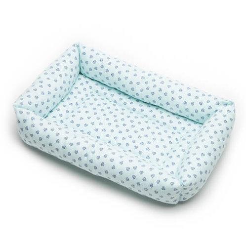 Poochie Paws Cotton Bumper Bed