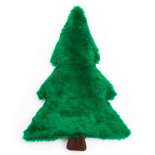 Christmas Tree Large Plush Dog Toy