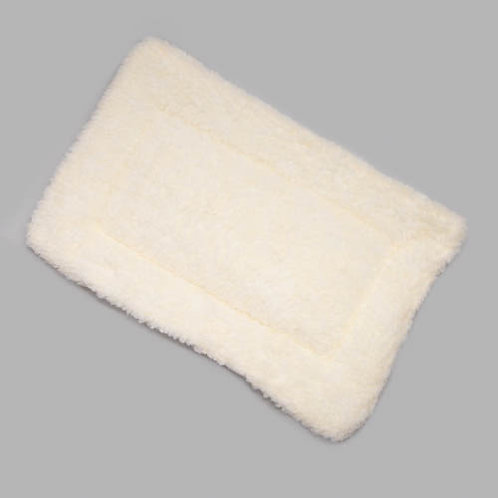 Faux Sherpa Fabric - Quilted Crate Pad