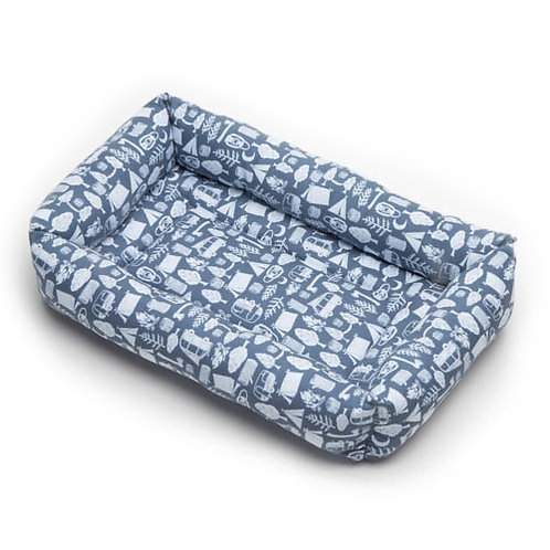 Camping Cotton Bumper Bed