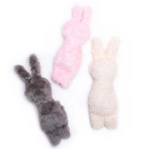 Catnip Bunny Kicker Plush Toy