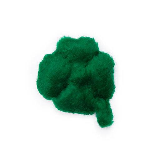 4 Leaf Clover Plush Dog Toy