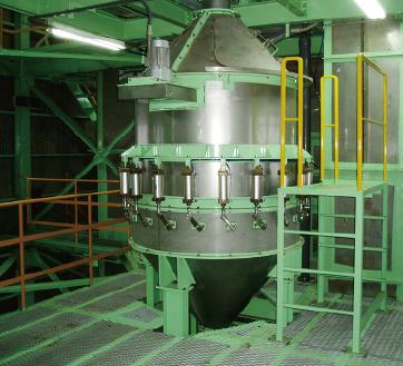 肥料製造プラント
