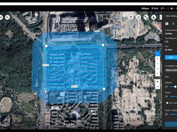 Interface photogramétrie Terra