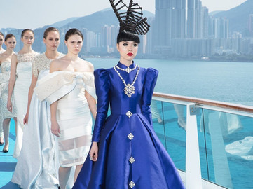 Jessica Minh Anh's Winter Fashion Show 2018 HONG KONG