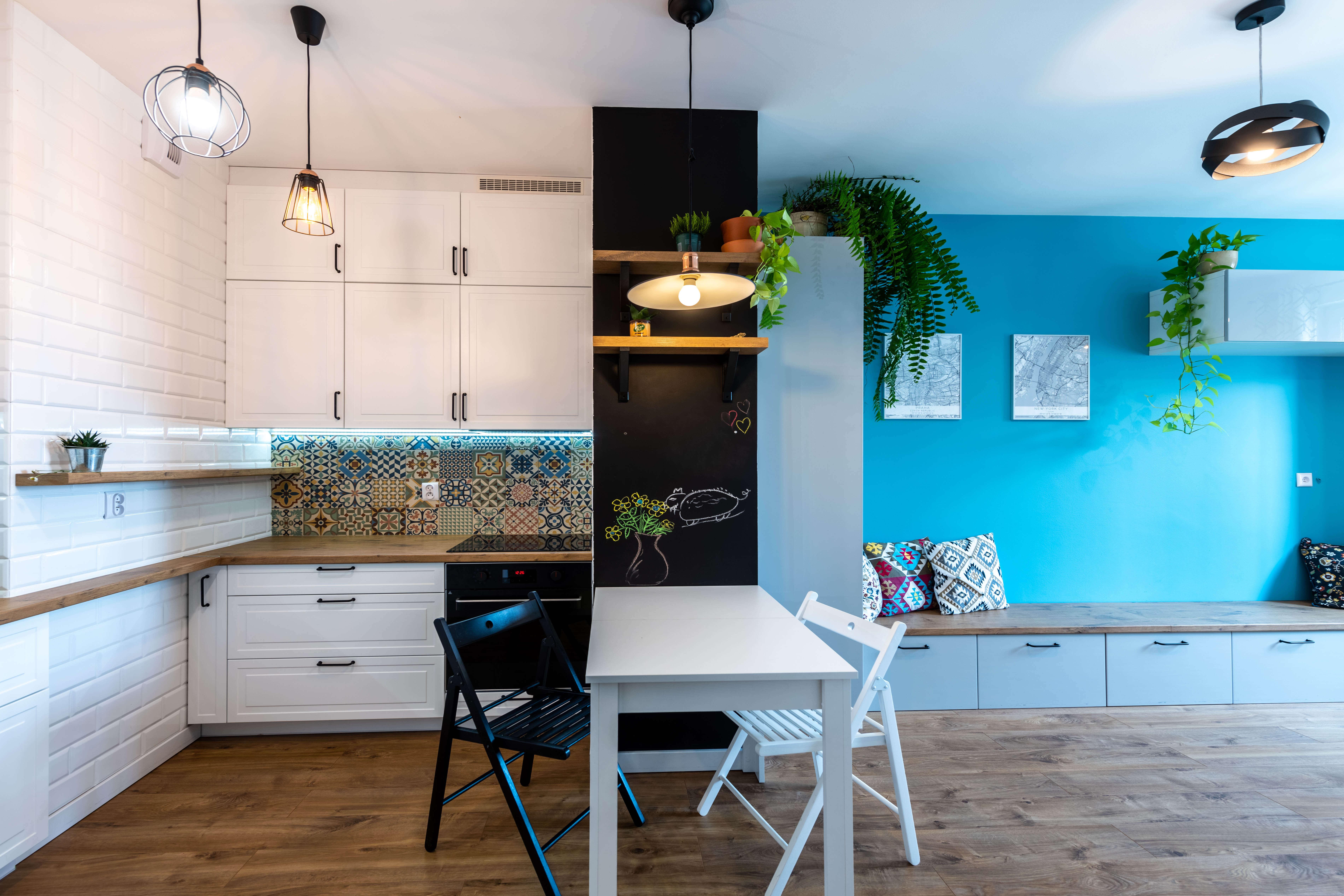 Realizacja mieszkania w stylu skandynawskim