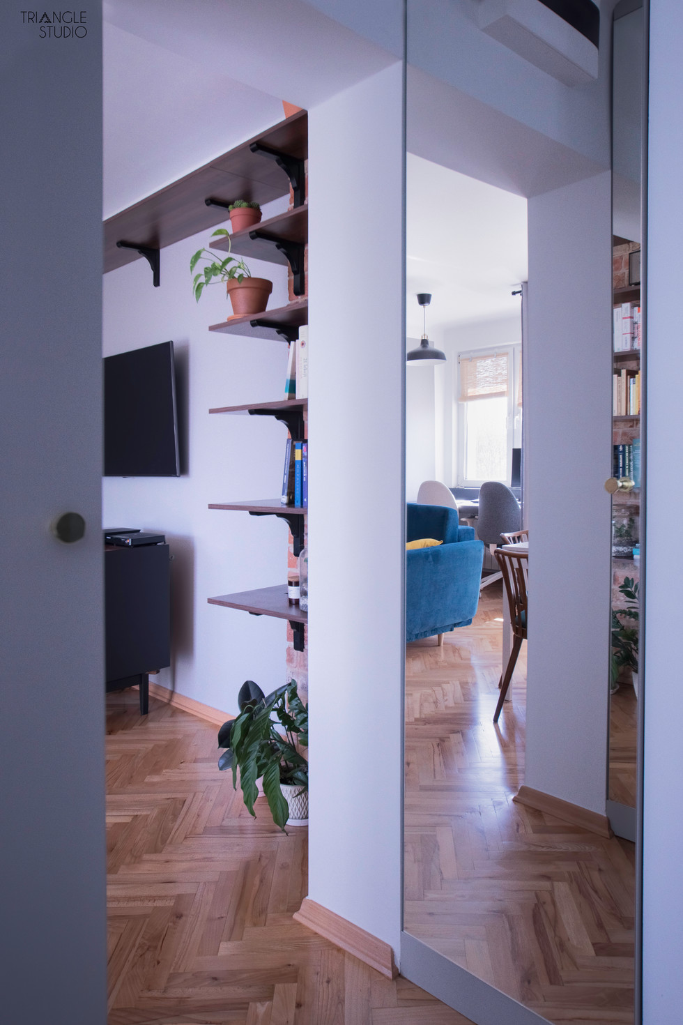 Mieszkanie 35 mkw