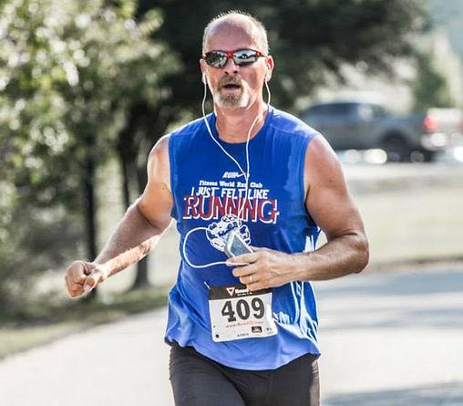 Curtis Boyd Running