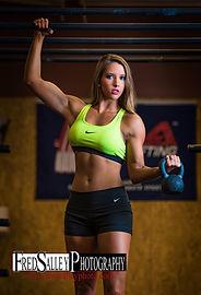 Kristina Johnson - - Fitness World Gyms Trainer