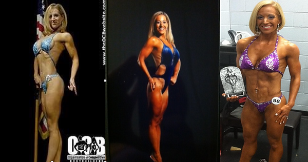 Lindsey Suto Bodybuilding Competition