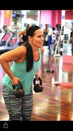 Anna Chilton - Fitness World Gyms Trainer