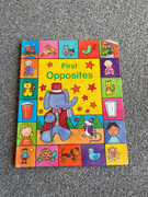 First opposites book