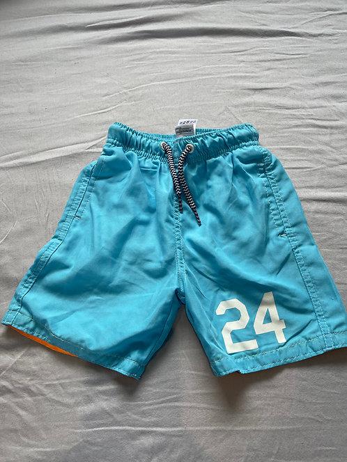 F&F 18/24mth swim shorts
