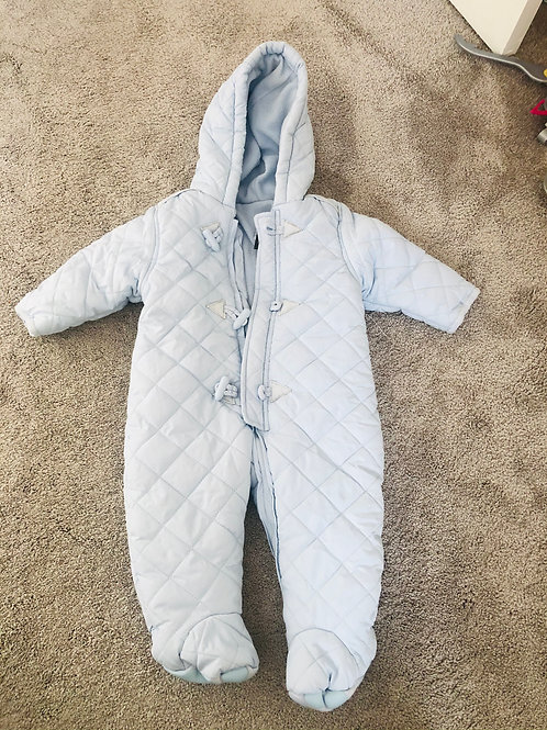 Mothercare 6-9mth pram suit