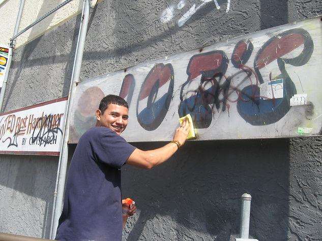 Hosts Zero Graffiti 2018