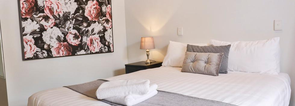 Robinvale Bridge Motel | Deluxe Queen Room
