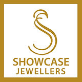 Showcase Jewellers New Gold Square Logo