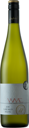 2018 Winemakers Choice Clare Valley Riesling