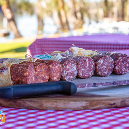 The Great Murray River Salami Competition