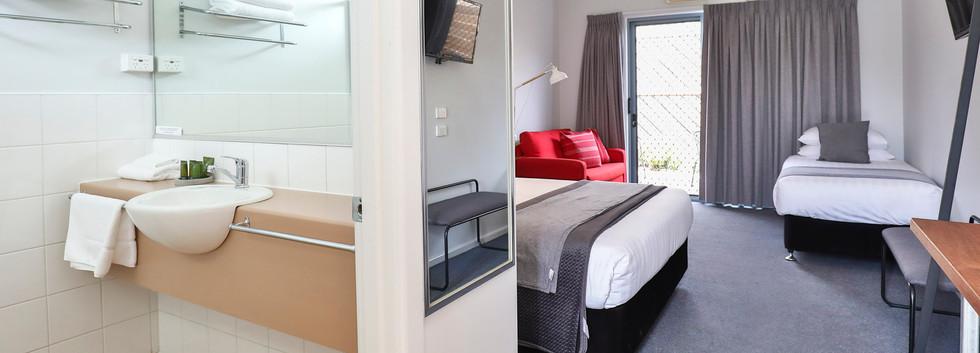 Robinvale Bridge Motel | Family Room