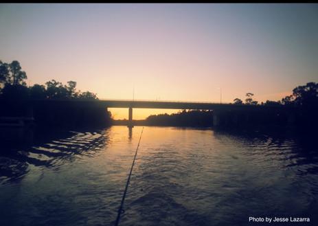 Robinvale Bridge