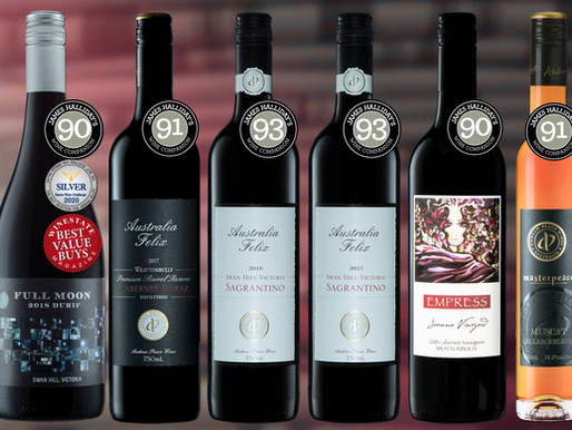 The 2021 Halliday Wine Companion Awards