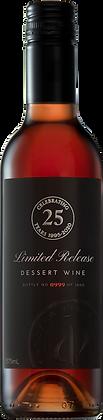 Limited Release 25th Anniversary Dessert Wine 375ml