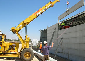 Darren Delmenico Builders, Commercial
