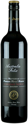 2017 Australia Felix Wrattonbully Premium Barrel Reserve Cabernet Shiraz