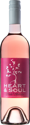Heart & Soul Pink Moscato