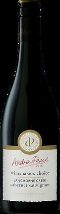 2018 Winemakers Choice Langhorne Creek Cabernet Sauvignon