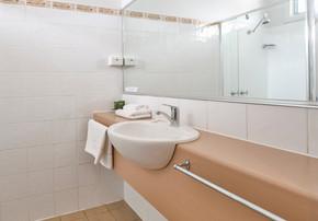 Robinvale Bridge Motel   Bathroom