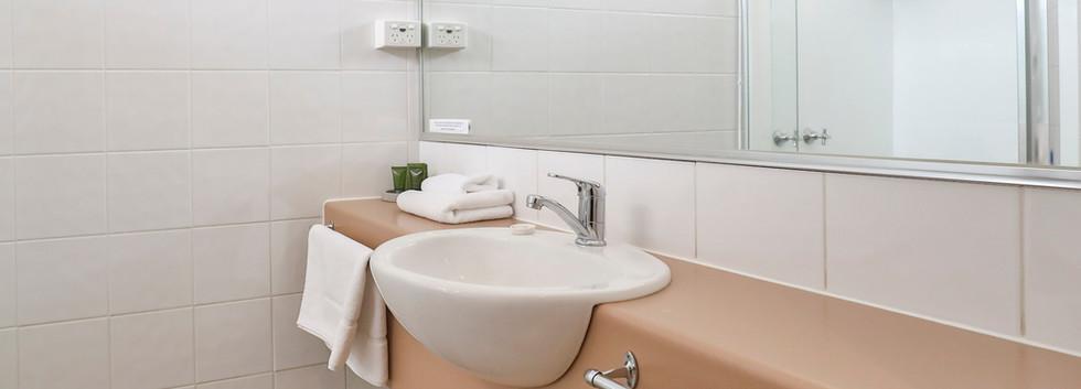 Robinvale Bridge Motel | Bathroom