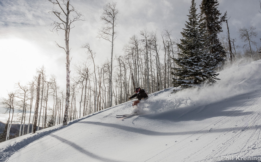 North Routt powder