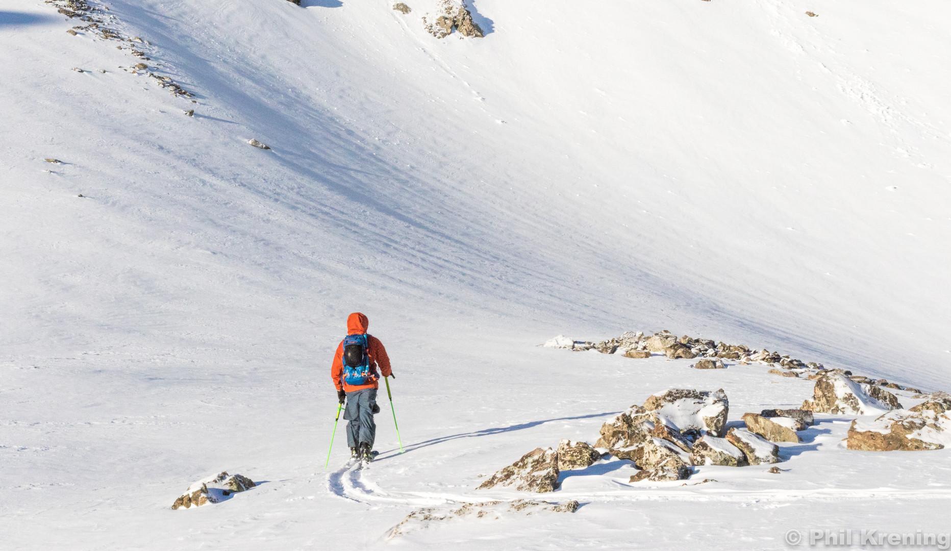 Spring alpine tour