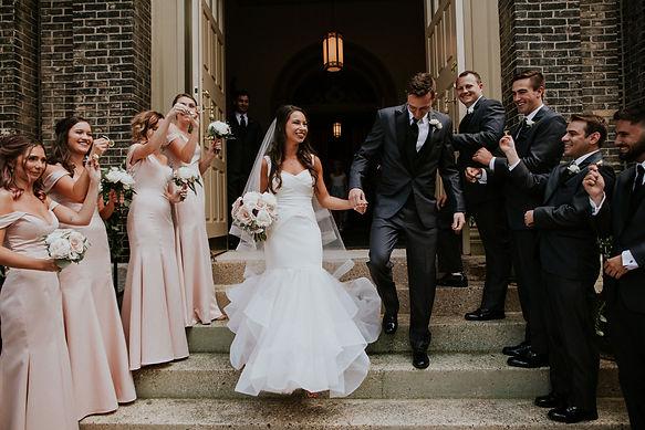 Classic, Elegant Wedding