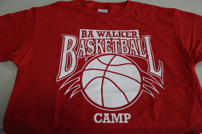 2016 B.A. Walker Basketball Camp