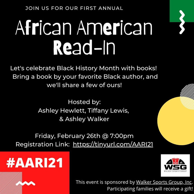 African American Read-In 2021